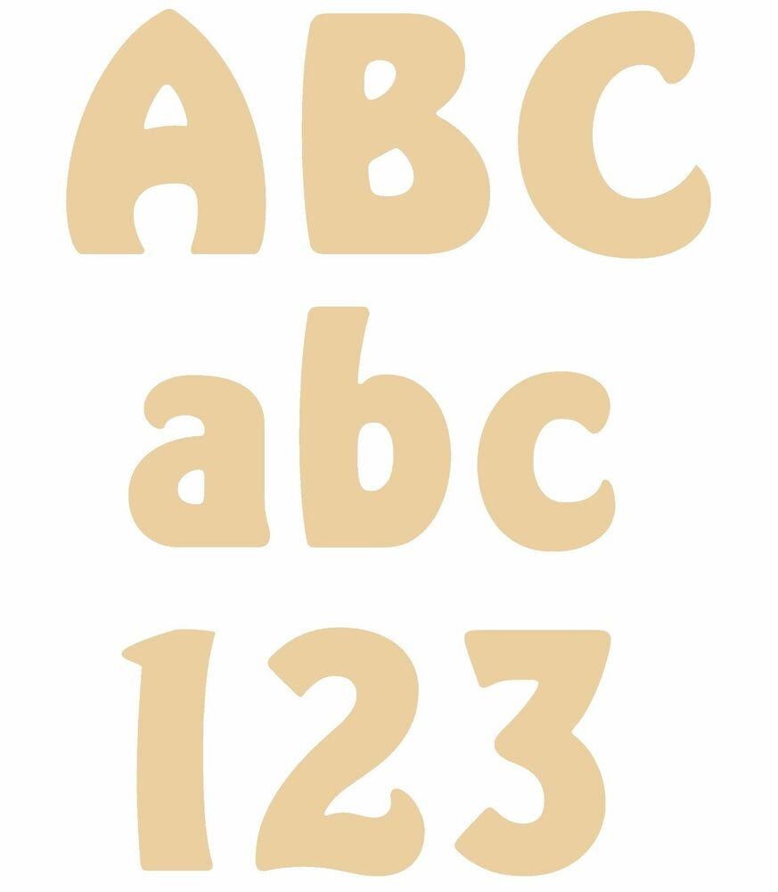 Wooden letters made from mdf hand made ready to decorate for Ebay wooden letters