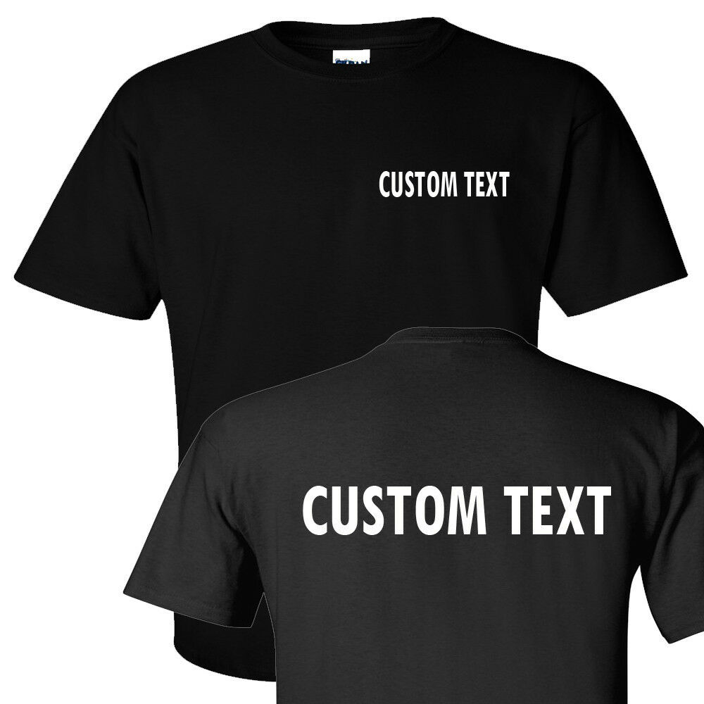 custom t shirt sheriff police security crew swat deputy. Black Bedroom Furniture Sets. Home Design Ideas