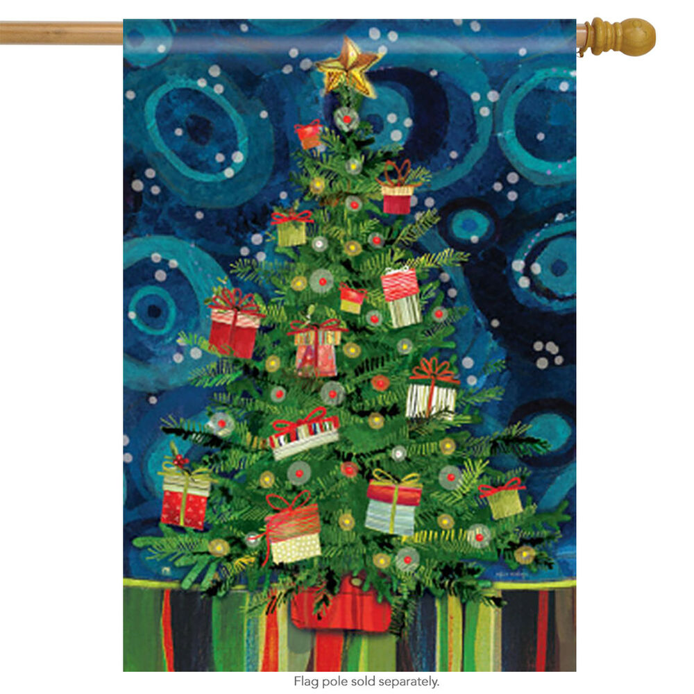 Christmas Outdoor Flags