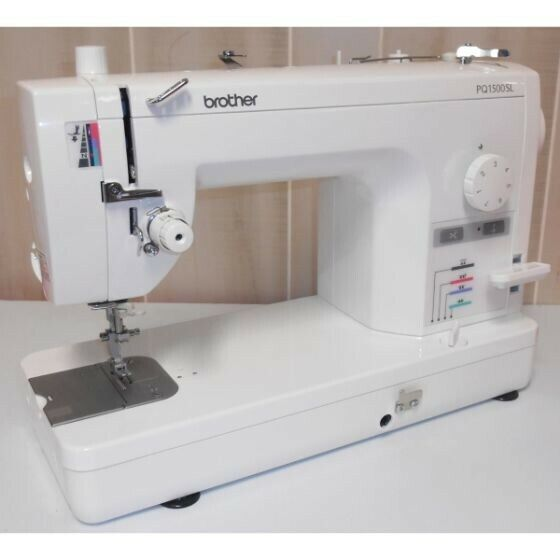 Brother Sewing Machine Quilting PQ-1500 SL Factory ...