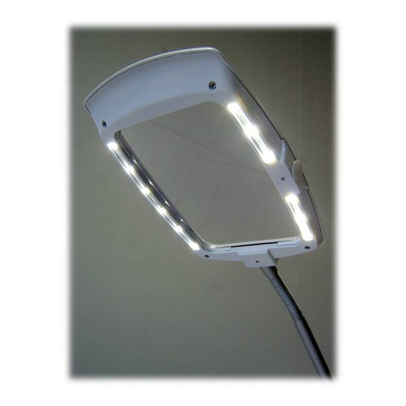 enfren ef 200 led magnifier desk lamp magnifying light ebay. Black Bedroom Furniture Sets. Home Design Ideas