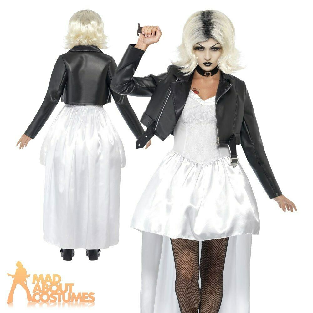 Diy Chucky Costume For Adults Adult Bride of Chucky Costume