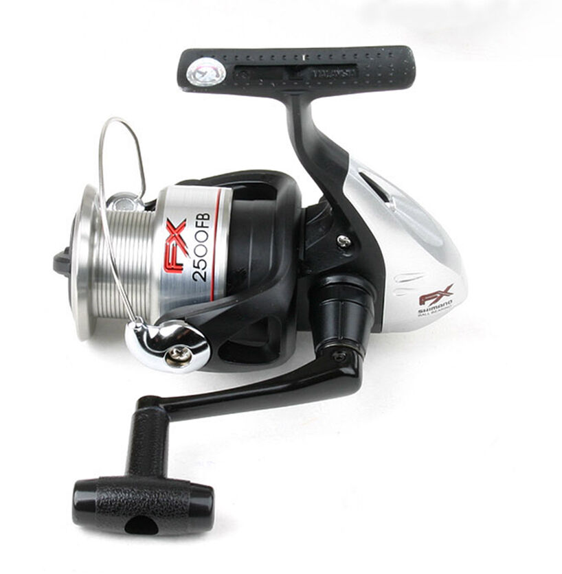 New fishing spinning reel shimano fx 2500 fb freshwater for Ebay fishing reels