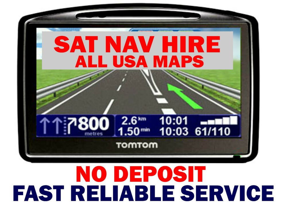 s-l1000 Sat Nav With Uk And Usa Maps on