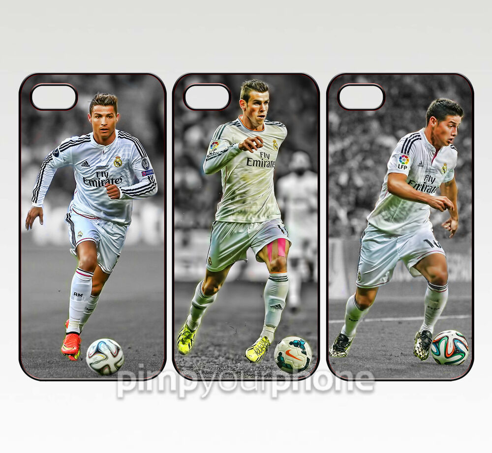 Real Madrid Case Iphone