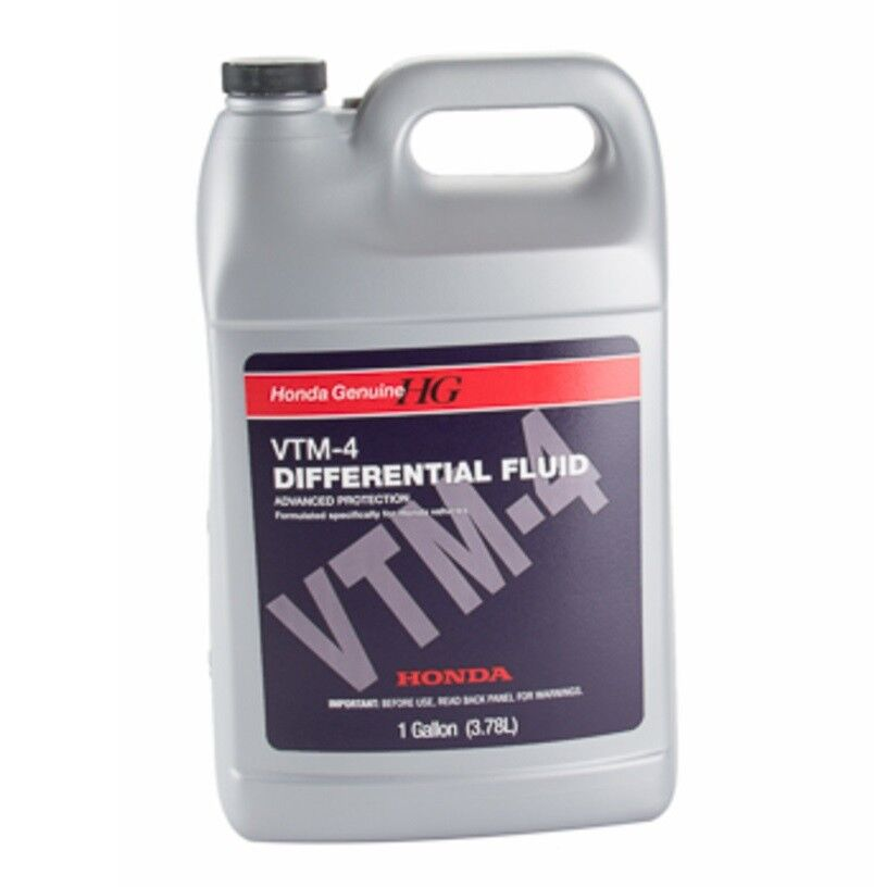 For 1 Gallon VTM-4 Differential Oil Genuine For Acura MDX