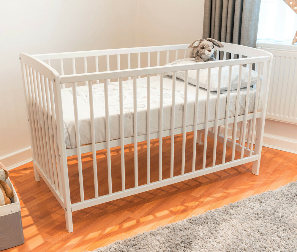 Brand New Pine Cot Bed 140x70 Junior Bed Amp Cotbed Free