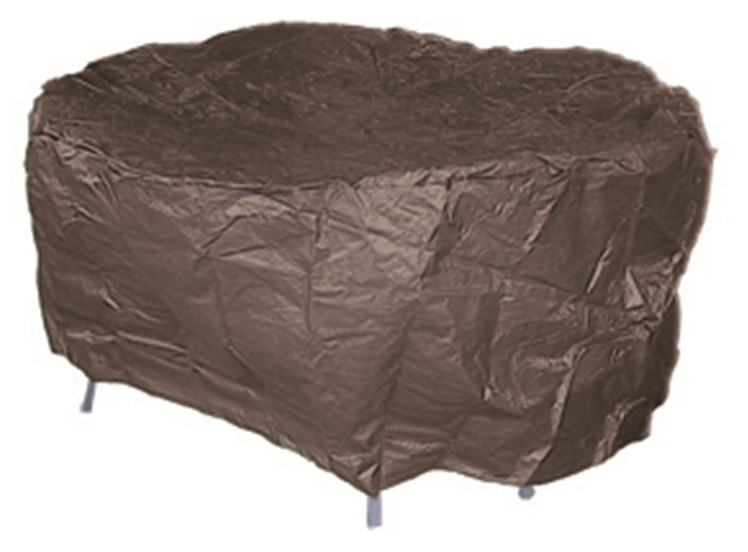 220cm dia Economy Outdoor Furniture Cover Round 155gsm