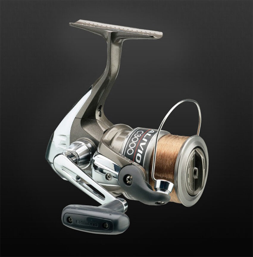 New shimano spinning reel alivio 2000 for freshwater lure for Ebay fishing reels shimano