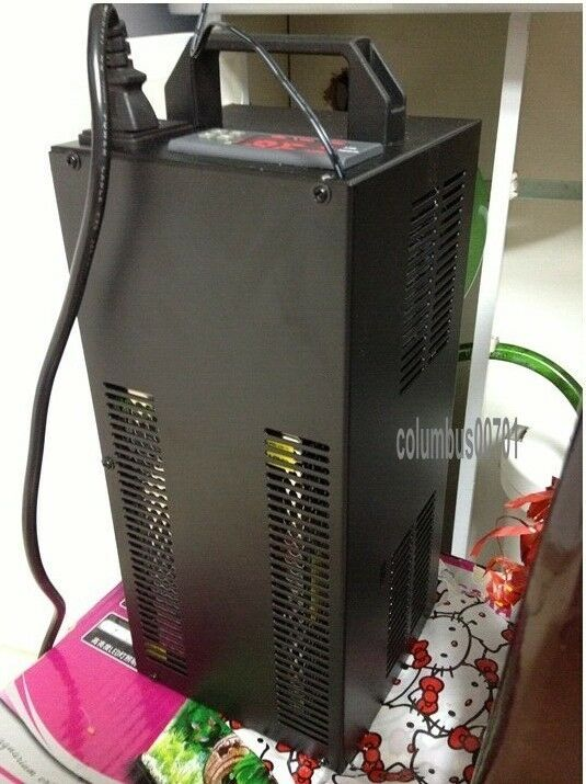 Thermoelectric water chiller cooling water machine for for Fish tank cooler