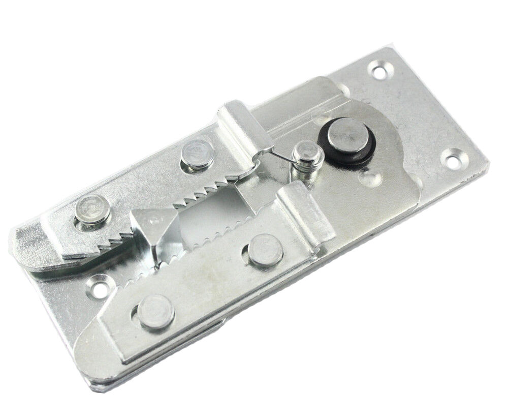 Sofa sectional furniture metal connector flat fixed mount for Sectional sofa connectors metal