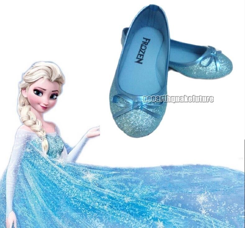 Frozen Elsa Shoes Size