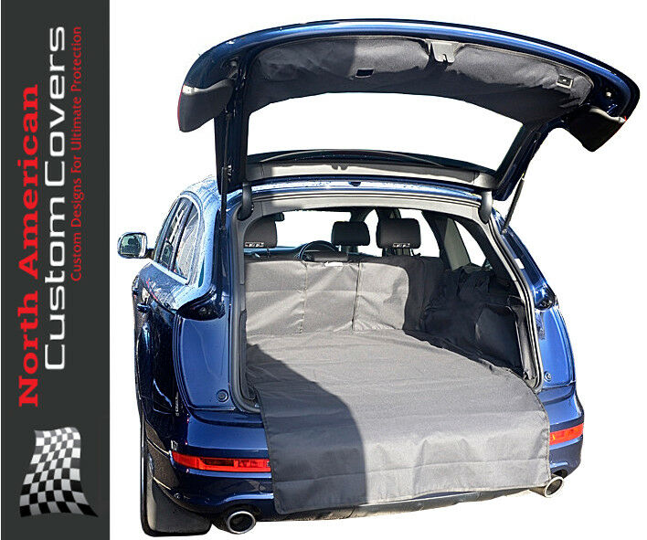 AUDI Q7 CARGO LINER TRUNK MAT DOG GUARD