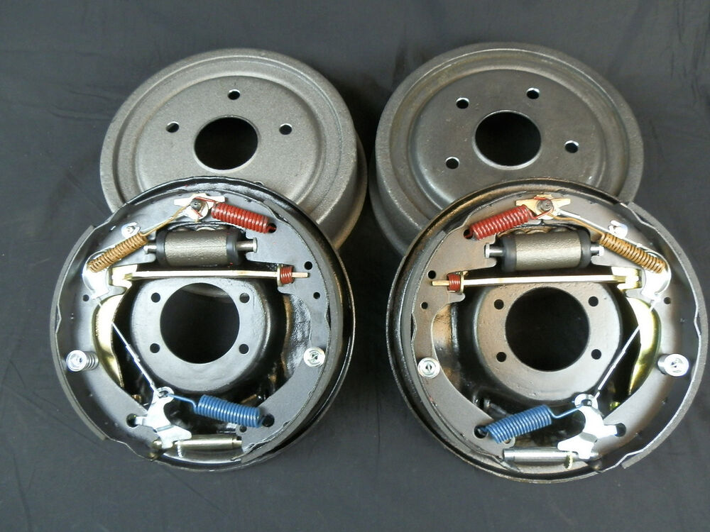 Pem 11 Quot Drum Brake Kit For 9 Quot Ford With Torino Big Bearing