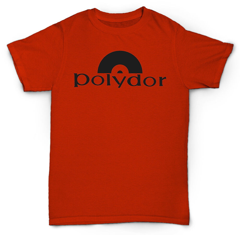 Polydor records t shirt vintage cool breaks ebay for Vintage screen print t shirts