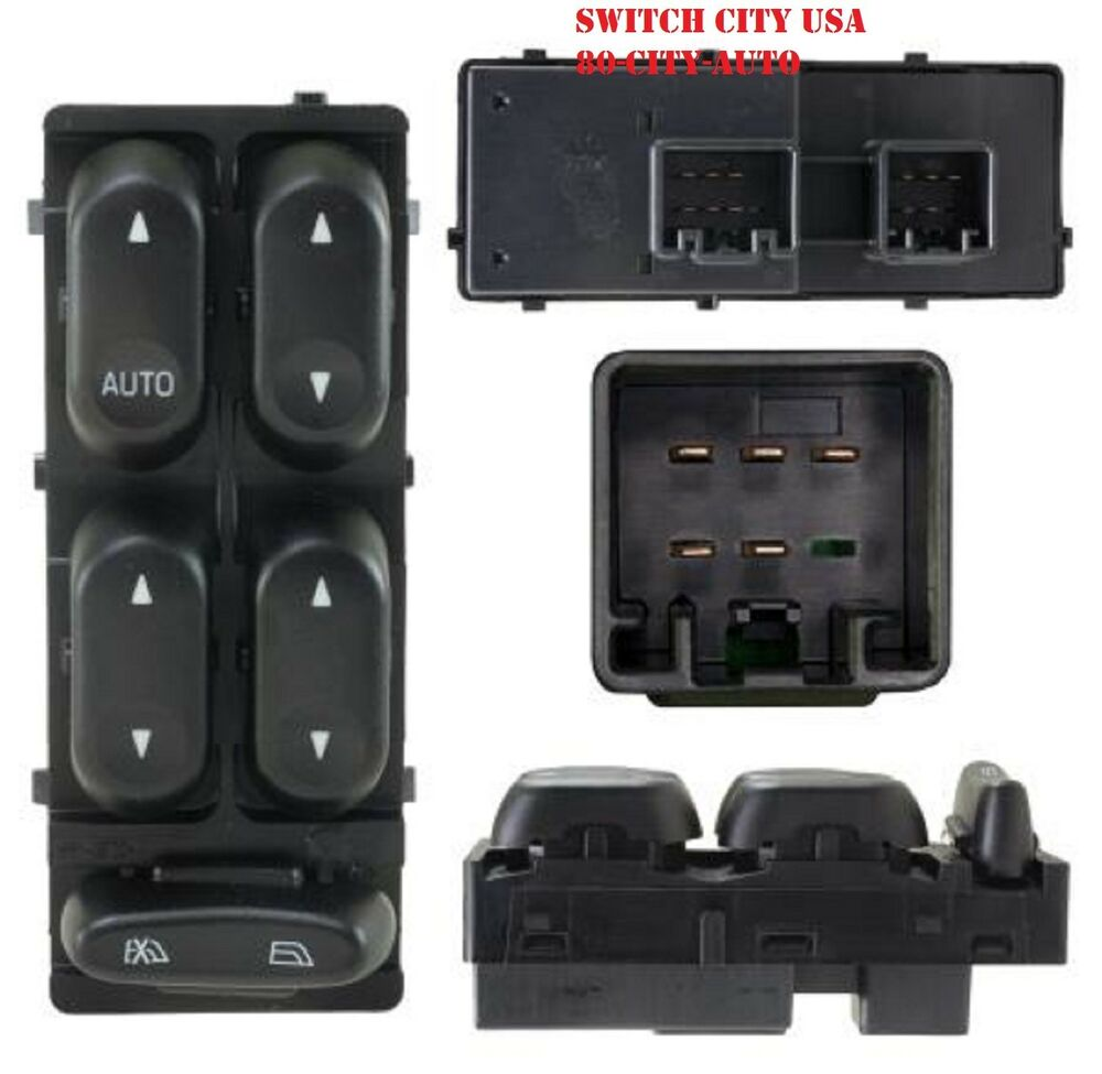 Ford f250 f350 f450 f550 master driver crew power window for 2002 ford explorer master window switch