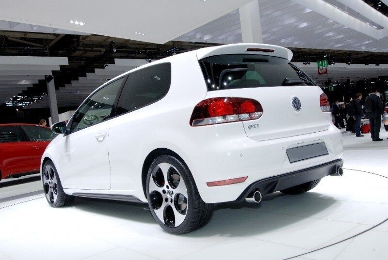 vw golf vi mk6 side skirts gti look new new. Black Bedroom Furniture Sets. Home Design Ideas