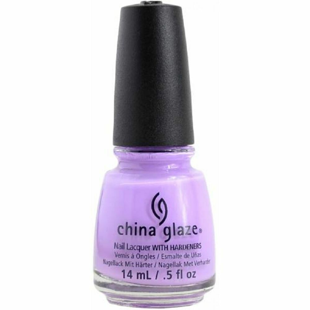 China Glaze Nail Polish Lacquer LOTUS BEGIN