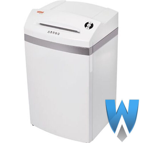 intimus 60cc3 cross cut paper shredder ebay