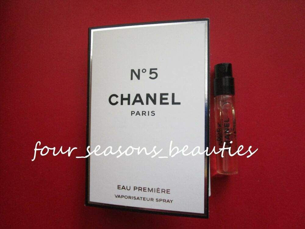 chanel no 5 eau premiere eau de parfum edp perfume spray. Black Bedroom Furniture Sets. Home Design Ideas