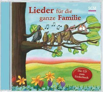 cd lieder f r die ganze familie 2014 kinder geschenk christliche lieder cvjm ebay. Black Bedroom Furniture Sets. Home Design Ideas