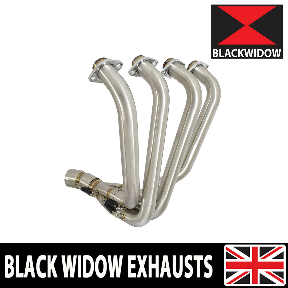 Suzuki Bandit Exhaust Downpipes