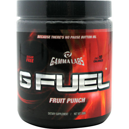 Gamma Labs G Fuel Fruit Punch 40 Servings | eBay