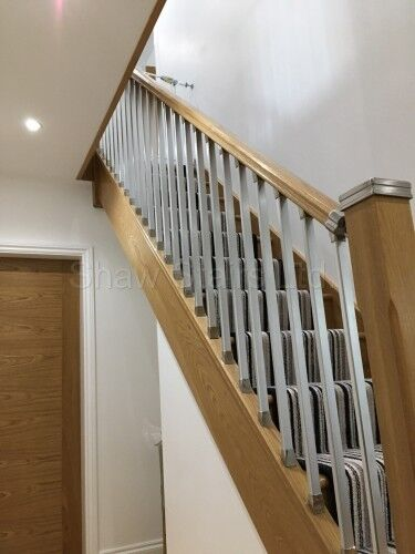 staircase solution stair parts refurbishment stairs kit