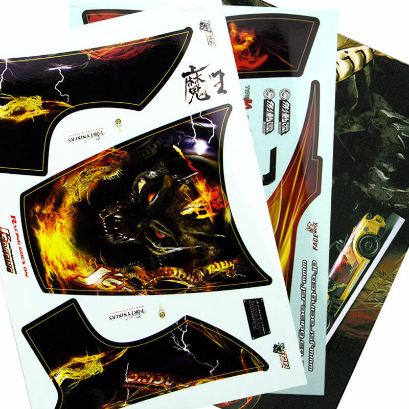 FWD021 JS Devil S2000 Decals Sticker For 1/10 Rc Racing