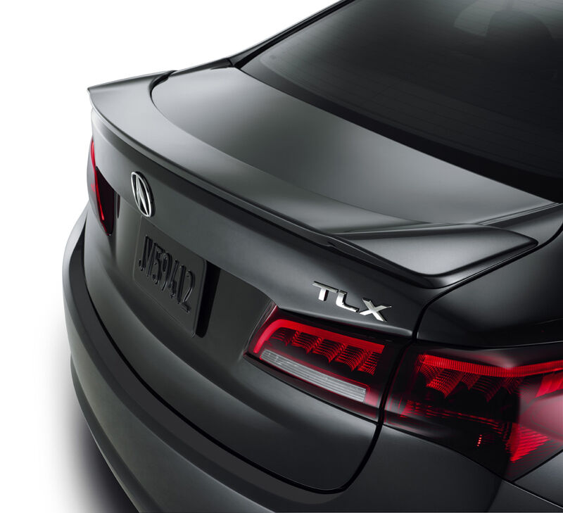 Acura TLX 2015+ Factory Style Rear Spoiler Primer Finish