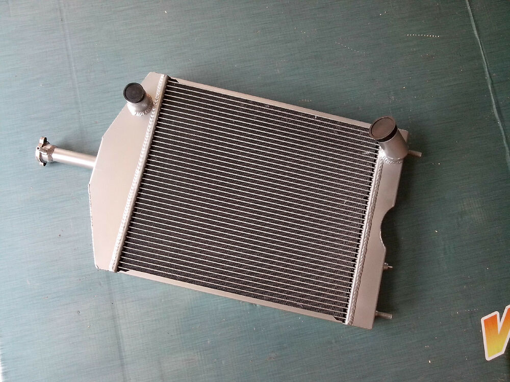 Ford 8n Cooling Fan : Fit ford n tractor w cylinder funk conversion custom