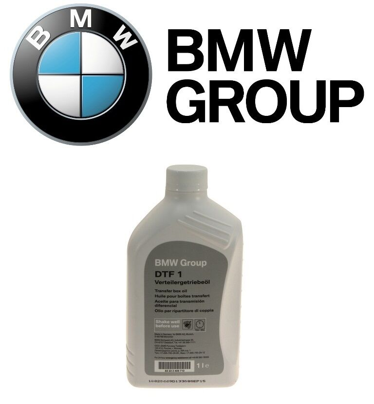 Bmw X5 X3 535i 550i 750i 650i Oe Transfer Case Fluid Shell Tf 0870 1 Liter Ebay