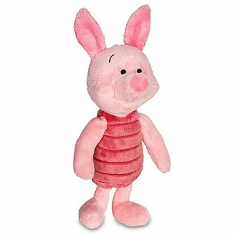 pink pooh with piglet - photo #12