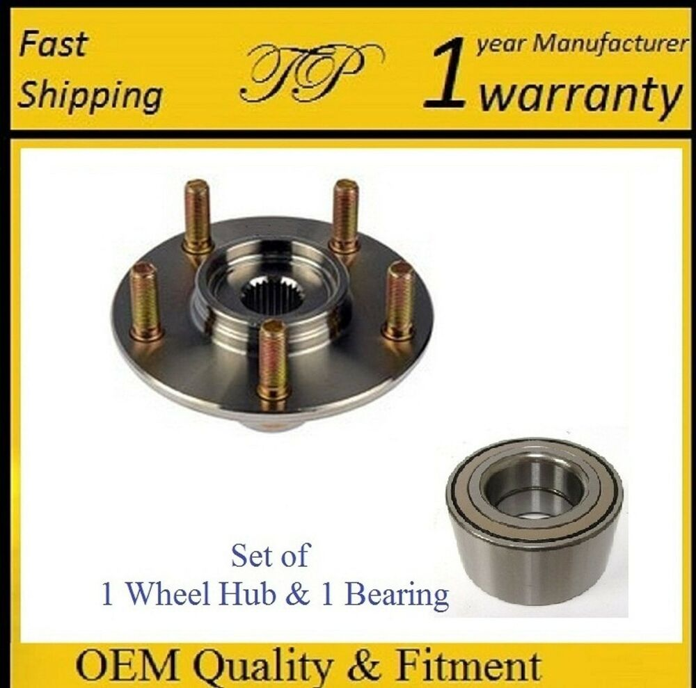 2006 2010 ford fusion front wheel hub bearing kit ebay. Black Bedroom Furniture Sets. Home Design Ideas