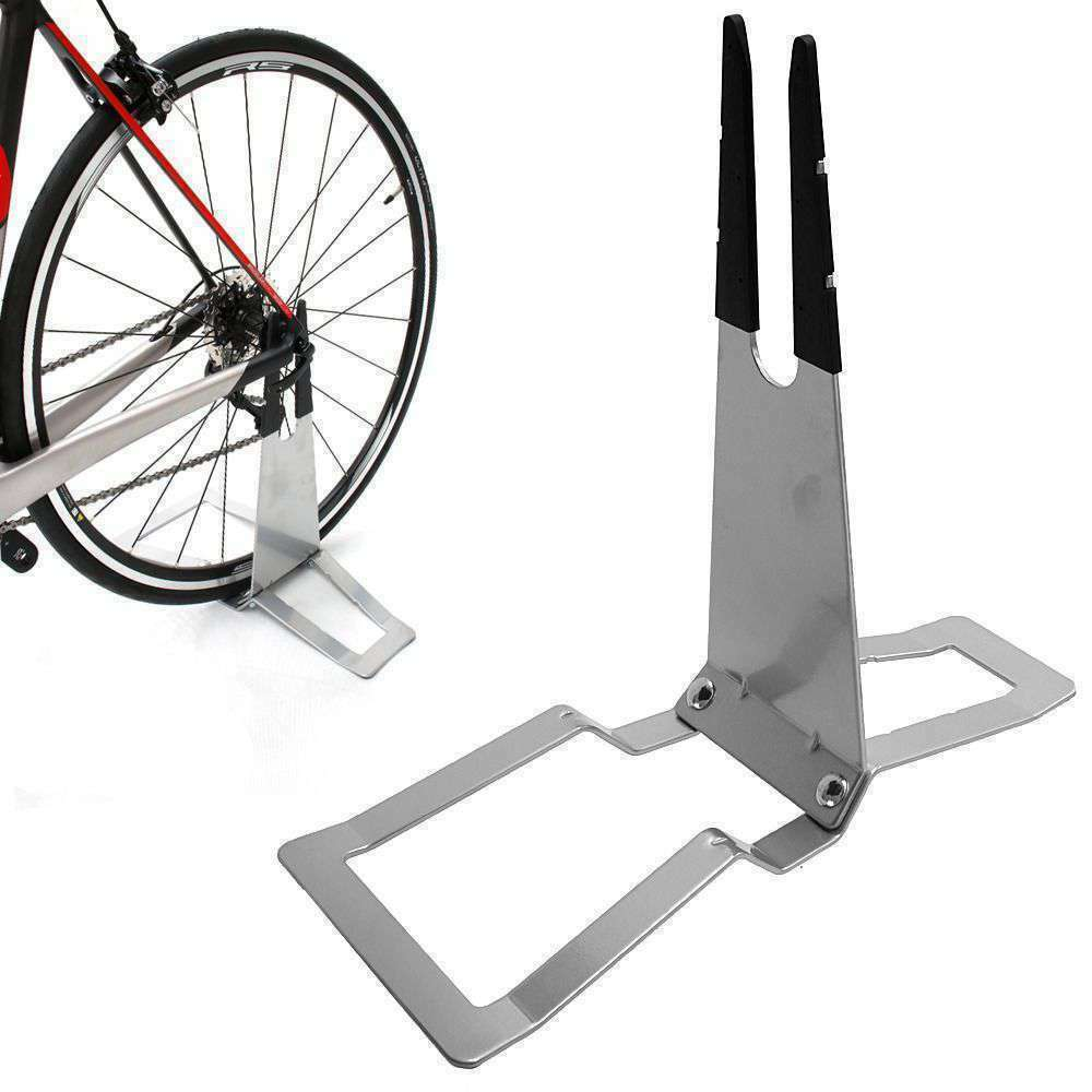 Bike Bicycle Hub Mount Floor Stand Rack 637230596326 Ebay