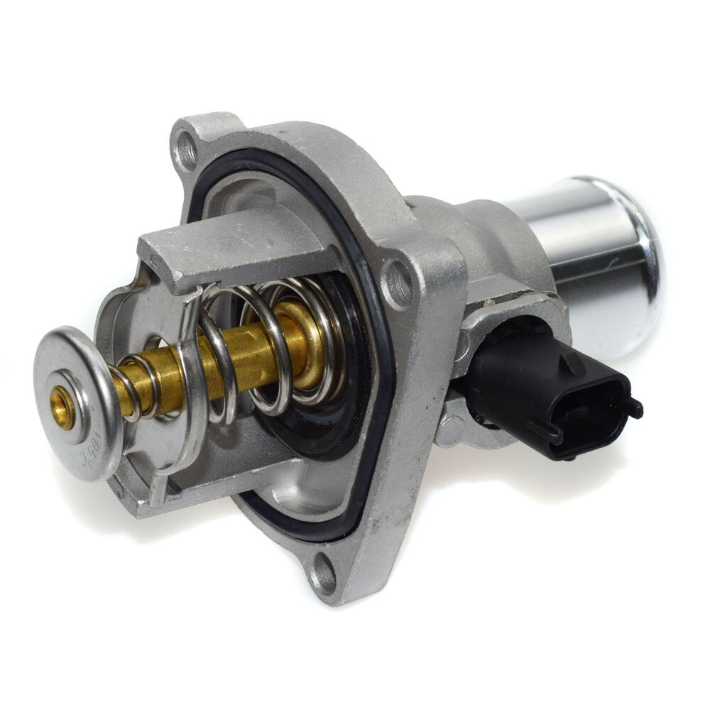 Chevrolet Engine Coolant : Engine coolant thermostat housing assembly for chevrolet