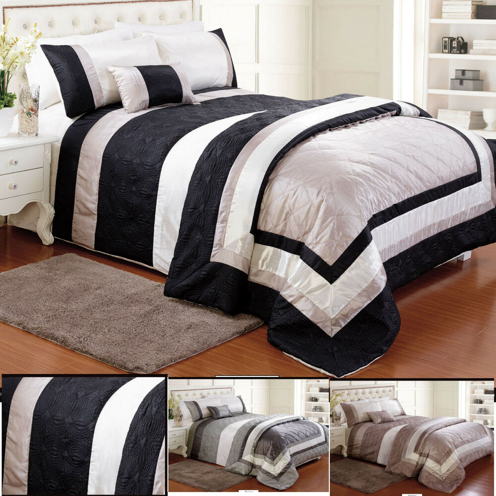 Bolero Designer Luxury Duvet Quilt Cover Bedding Set