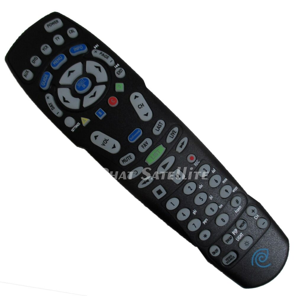 Time Warner Multi Function Universal Remote Control Time