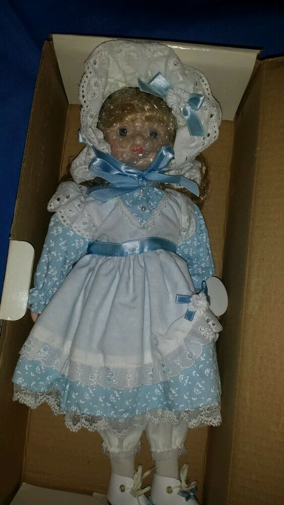 Princess house collector doll krystal nib ebay for Princess housse