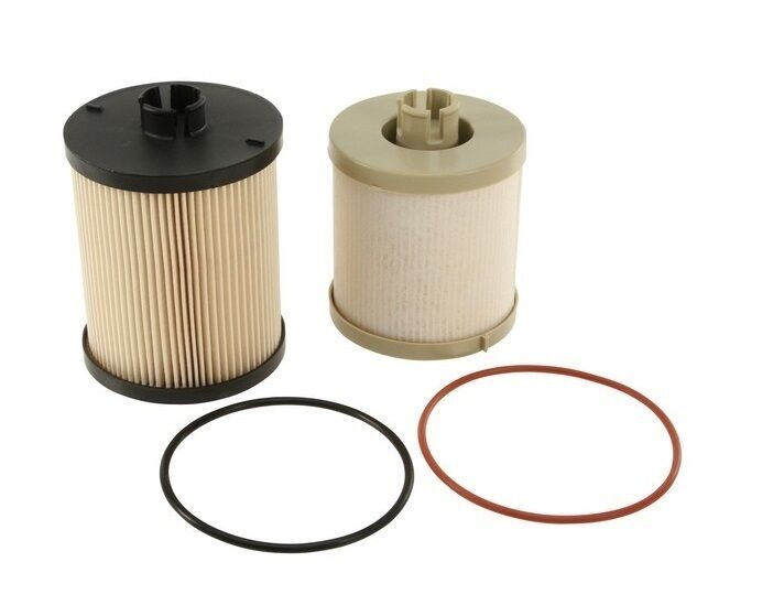 ford powerstroke 6 4l turbo diesel fuel filter kit f