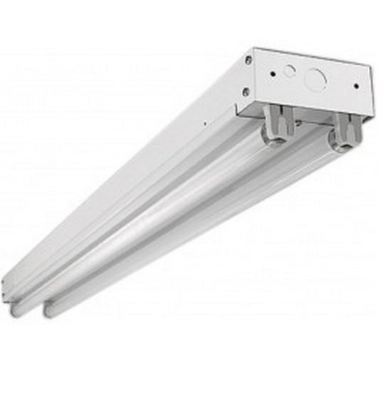 "Premier PEPS220 24"" 2ft Fluorescent Strip Light Fixture"