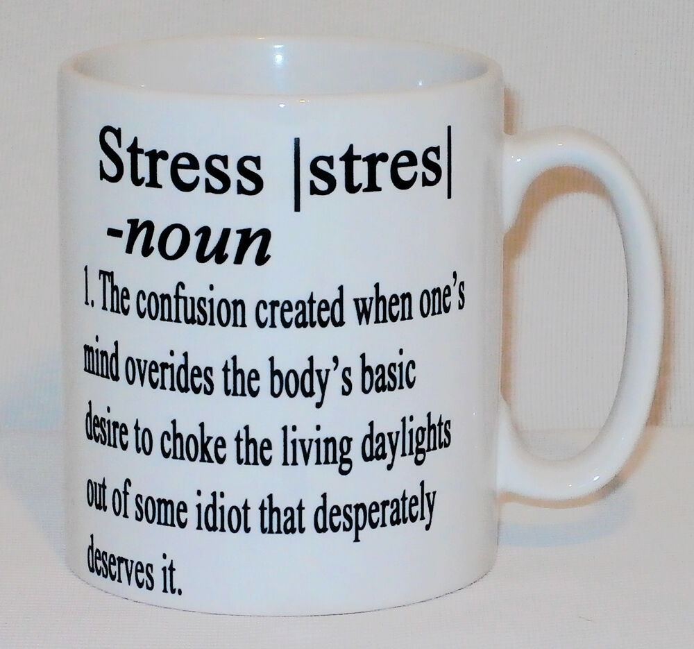 the definition of stress Definition of stress for english language learners: to give special attention to (something): to pronounce (a syllable or word) in a louder or more forceful way than .