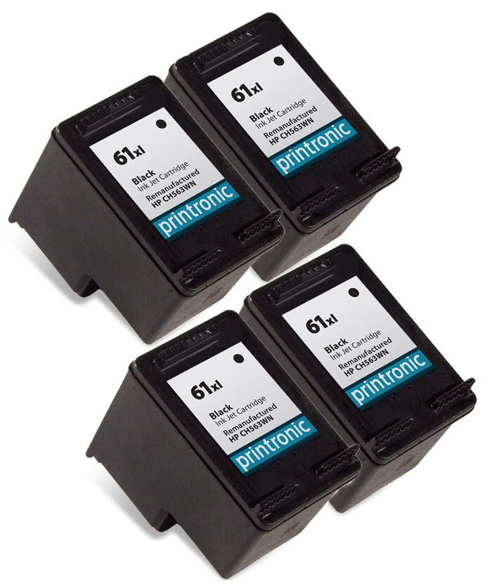 Recycled hp 61xl ch563wn for hp envy 4500 5530 4502 4504 5535 5531
