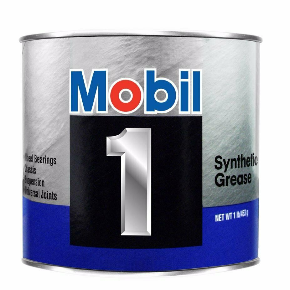 Mobil 1 synthetic grease 16 oz 102481 ebay for Autozone synthetic motor oil