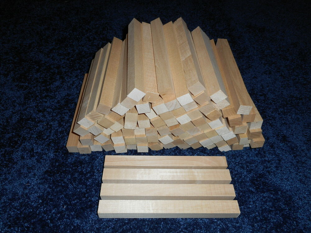 3 4 x 3 4 x 8 basswood craft lumber carving wood blocks for Where to buy wood blocks for crafts