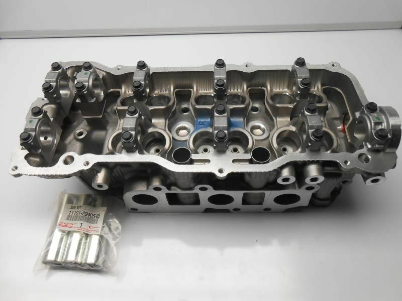 1994 2003 toyota camry oem cylinder head 6 cyl 1mzfe eng ebay. Black Bedroom Furniture Sets. Home Design Ideas