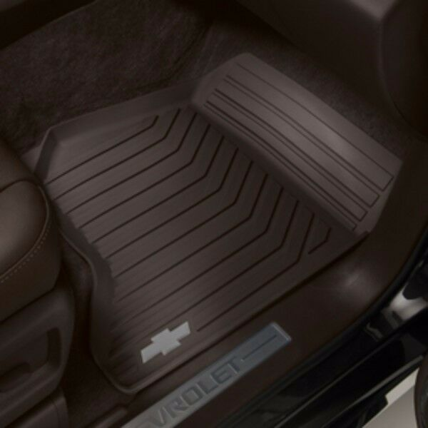 Gm 23452759 Front Premium All Weather Mats Cocoa 2015