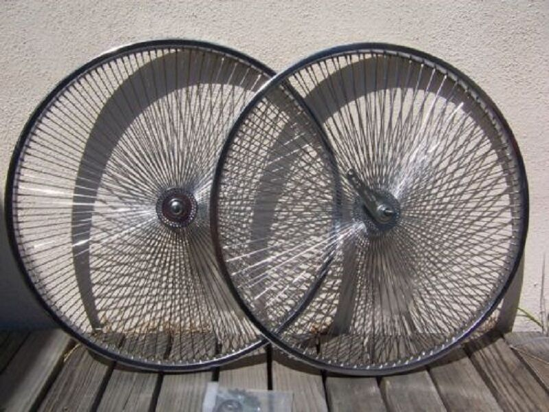 Bicycle 26 Quot Steel Wheel With 140 Spokes Front Or Rear