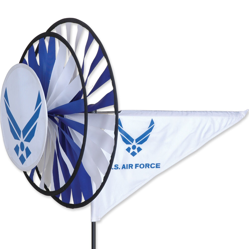 Premier Kites And Designs Air Force Triple Spinner 22103 - premier kites