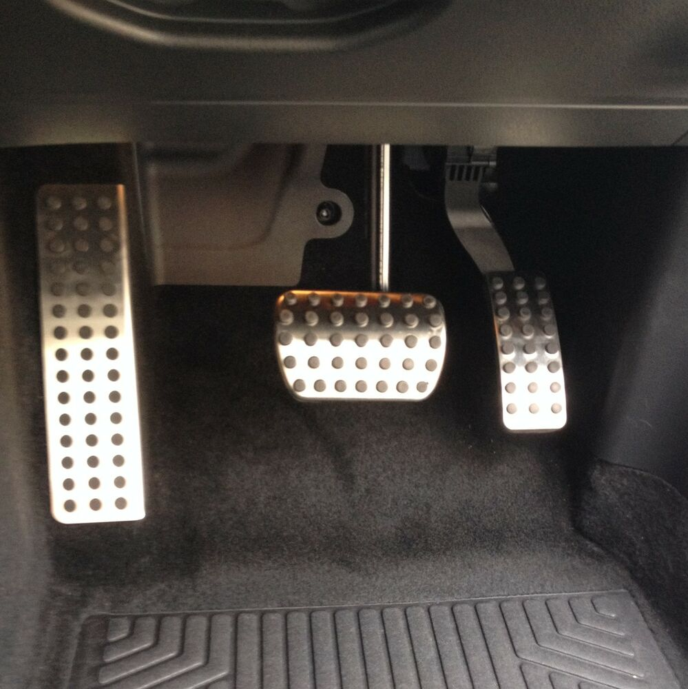 Stainless Steel Footrest Mercedes A Class Amg A45 Cla Foot